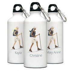 Go-Girl Water Bottle -Hiking