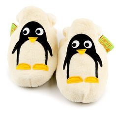 penguin soft baby shoes by funky feet fashions | notonthehighstreet.com