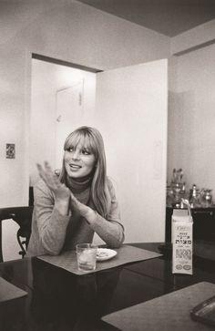 Nico model singer Velvet Underground