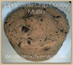 A Little Moore From My Kitchen: Muffins From the Microwave?