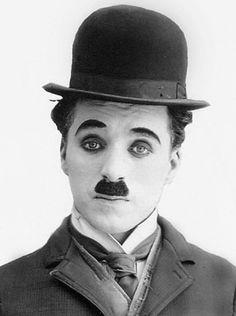 "Chaplin is ""For The Ages"" Charlie Chaplin, Silent Film Stars, Movie Stars, Chaplin Film, Charles Spencer Chaplin, Famous Portraits, Celebrity Portraits, Famous Faces, Actors & Actresses"