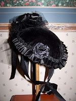 Civil War Ladies hat Tutorial Free