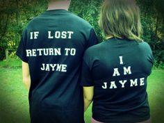 Boyfriend girlfriend shirt ideas!