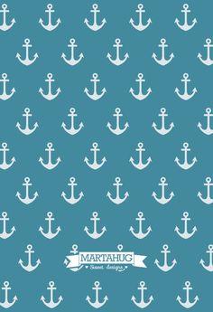 Wallpaper anchors by MARTAHUG
