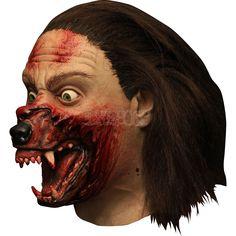 Máscara Wolf transformation Ghoulish - Dresoop.es