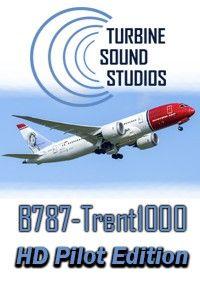 TSS : Boeing 787 Trent 1000 HD Pilot Edition Soundpackage FSX/P3D