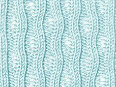 Vertical Drop Stitch
