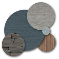 Mastic Color Palette Midnight Mystery Quest Vinyl Siding