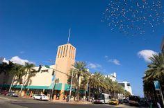 Where to Shop: Lincoln Road Shops in Miami courtesy of @Travel + Leisure #travel #miami #DestinationFabulous