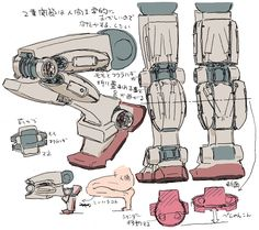 Robotshop Makes Waves In The Canadian Robotics Industry – Viral Gossip Design Reference, Drawing Reference, Zoids, Robots Drawing, Character Art, Character Design, Robot Parts, Arte Robot, Robot Concept Art