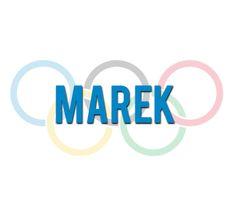 MAREK: An Olympic Parade of Baby Names | Disney Baby