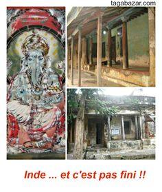 Inde du Sud Photo Taga Bazar, une déco voyageuse, métissée et chic ... A retrouver sur tagabazar.com