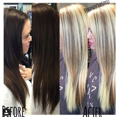 #Olaplex is magic...Watch this before and after video and you will believe