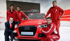 It is ten years since the partnership of Audi and FC Bayern Munich was announced. Since then these two auto majors have played a significant role together and in their individual capacities. Besides their combined contribution to the auto kingdom, these partners are also well into the sports arena. In July 2002 just three months after announcing their partnership with FC Bayern Munich, four Audi models were handed over to goalkeeper Oliver Kahn, midfield star Michael Ballack and goal hunter