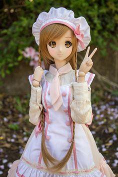 Mirai Suenaga Smart Doll by RazzyBJD
