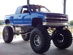 Sweet Chevy truck