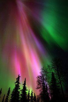 Tasmania, Norway, Iceland, Alaska Where ever.... I want to be amazed.