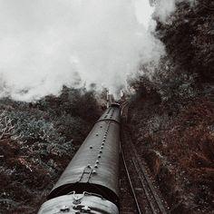 a train, black, grey Disney Films, Vaporwave, Baddie, 鋼の錬金術師 Fullmetal Alchemist, The Adventure Zone, The Book Thief, Harry James Potter, Slytherin Aesthetic, Night Circus