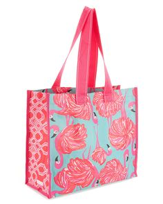 Lilly Pulitzer Give Me Some Leg Market Bags Great For The