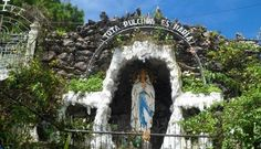 The Lady of Lourdes Grotto | Baguio Directory