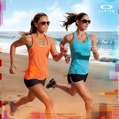 womens running sunglasses  For running not running errands #oakleywomen #madeformore