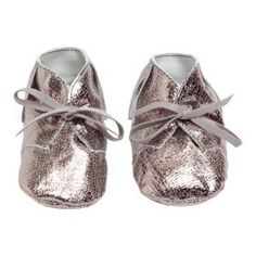 7438432af56  metallic booties  can a little boy get away with these   ) Cute · Cute Baby  ShoesBaby Girl ...