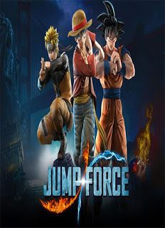 Download Jump Force Codex Game Pc Japanese Anime Bandai Namco Entertainment Famous Comics