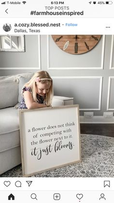 16 ideas home quotes sign diy words Sign Quotes, Wall Quotes, Education Positive, Farmhouse Signs, Little Girl Rooms, Diy Signs, Wooden Signs, Girls Bedroom, New Homes