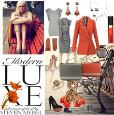 """Modern Luxe"" by hung-chu on Polyvore"