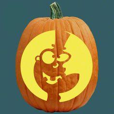 Free pumpkin carving patterns