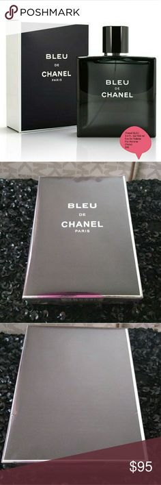 BLEU by CHANEL Eau de Toilette por Homme CHANEL Men's Cologne 3.4FL. OZ CHANEL Other