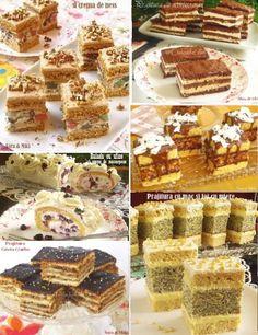 Top Recipes, Dessert Recipes, Cooking Recipes, Desserts, Romanian Food, Romanian Recipes, Kiss The Cook, Cake Cookies, Nutella