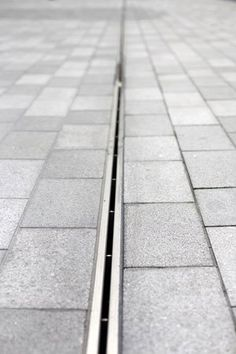 Drainage in the new city centre of Nieuwegein, NL by B+B. Click for full profile and visit the slowottawa.ca boards >> http://www.pinterest.com/slowottawa/boards/