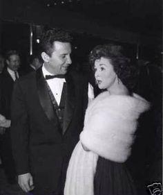 Cameron Mitchell and Susan Hayward