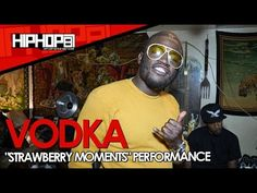 "HHS1987 Exclusive: Vodka Previews ""Strawberry Moments"" (Video)"