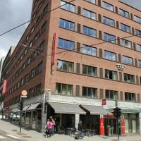 In central Oslo this hotel is 320 yards from Nationaltheatret Metro Station and Karl Johans Gate shopping street. Thon Hotel Europa Oslo Norway R:Oslo County hotel Hotels Shopping Street, Metro Station, Oslo, Norway, Multi Story Building, Vacation, Yards, Gate, Vacations