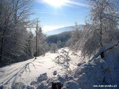Beskidy zimą