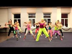 """▶ ZUMBA FITNESS WITH MY LOVELY KIDS """"DJ DALE PLAY"""" - YouTube"""