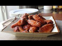 Food Wishes Video Recipes: Crispy Honey Sriracha Chicken Wings – Ladies and Gentlemen, We Have a Winner