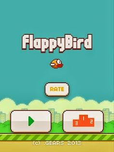 Flappy Bird Game for Android and Windows Phone