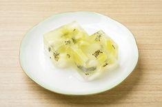 Agar shifting of kiwi fruit ♪