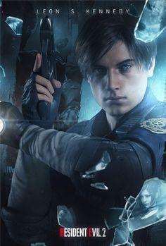 Leon S Kennedy, Games Online, Evil Games, Japanese Video Games, Resident Evil Game, Evil Art, Mileena, Live Action Film, The Evil Within