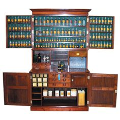 Bristol Apothecary Cabinet