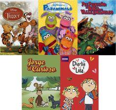 Aún recuerdo cuando estos programas eran los preferidos de mis hijos!!