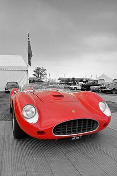 Ferrari Racer - 2009 Goodwood Revival by rookdave