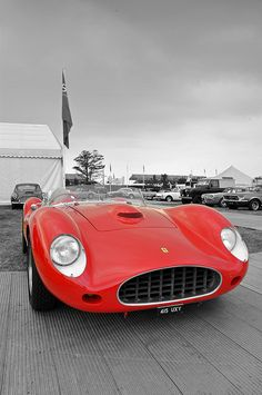 Ferrari Racer - 2009 Goodwood Revival by rookdave