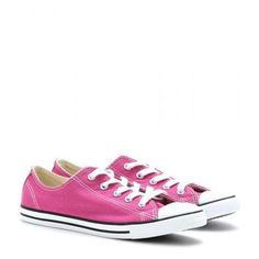 Converse - Chuck Taylor Dainty All Star Low sneakers #converse #allstar #offduty #covetme
