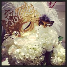 masquerade centerpieces | Masquerade Ball Centerpieces With Base Images Of Elegant Lady In