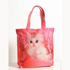 Animal Theme Bag - Cats-1