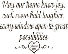 New House Opening Quotes. QuotesGram